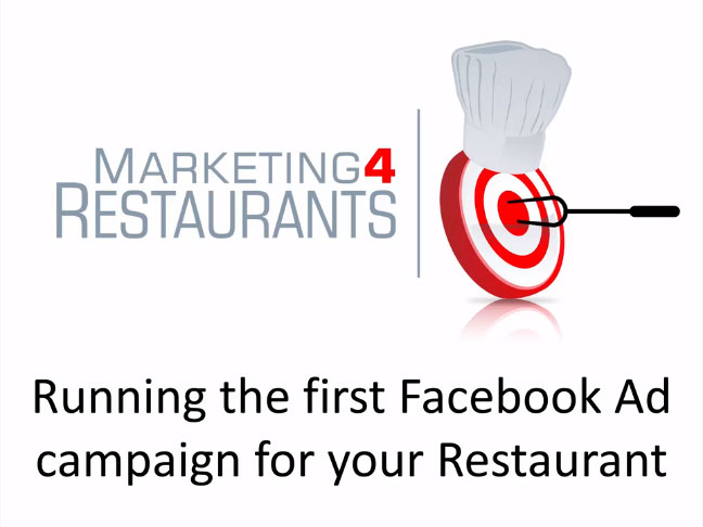 Facebook Ads for Restaurants